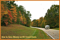 Surprisingly Simple Ways to Save Money When RVing