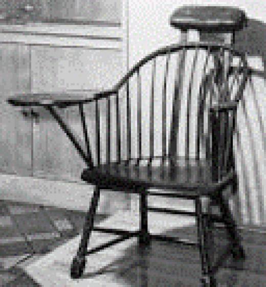First Dental Chair