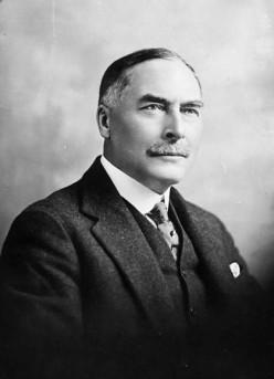 Hon. Sir James Alexander Lougheed (1854-1925), by W. J. Topley