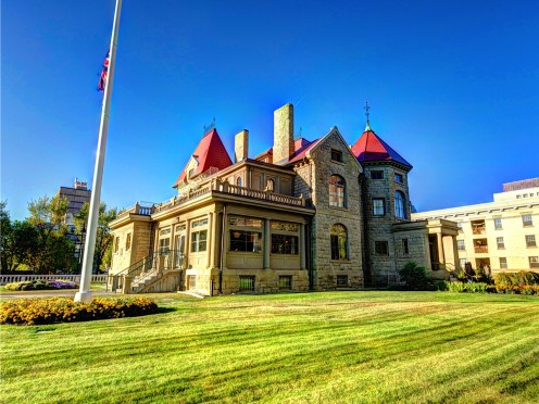Lougheed House, Calgary AB Canada