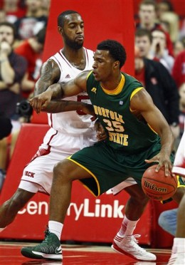 Rashid Gaston will be the new man in the middle for the Musketeers.