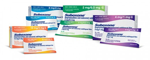 SUBOXONE - How can it help?