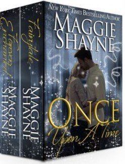 Book Series Review: Once Upon a Time by Maggie Shayne