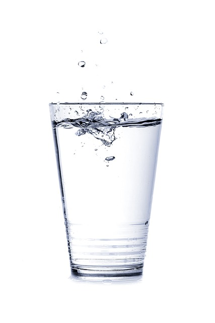 Drink water to keep fatigue away!