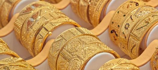 Dubai Gold Market, Deira, Dubai