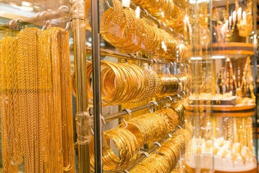 Dubai Gold Market Images, Deira, Dubai