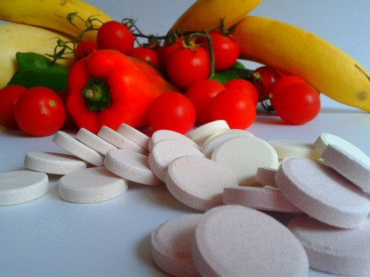 Vitamin B Complex Supplements and Daily Intake of B Vitamins
