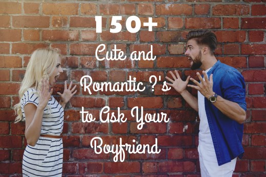 how to ask your boyfriend questions about the relationship
