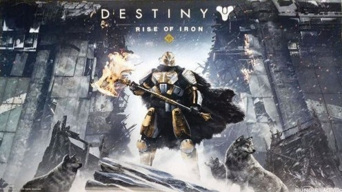 """Destiny: Rise of Iron"" – The Fourth Expansion"