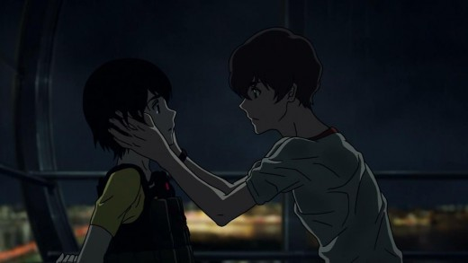 Zankyou no Terror: Lisa and Twelve