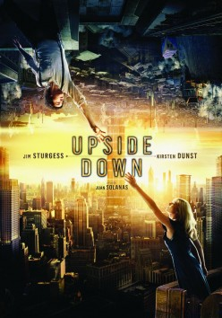 Upside Down is a Sci-Fi Love Story, Told in a Topsy Turvy Fashion