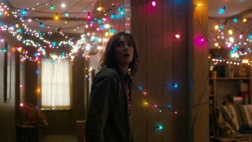 """Winona Ryder is Joyce Byers in Season One of """"Stranger Things"""" on Netflix."""