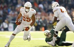 RB Chris Warren III (Texas)