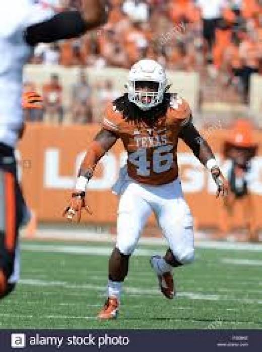 LB Malik Jefferson (Texas)