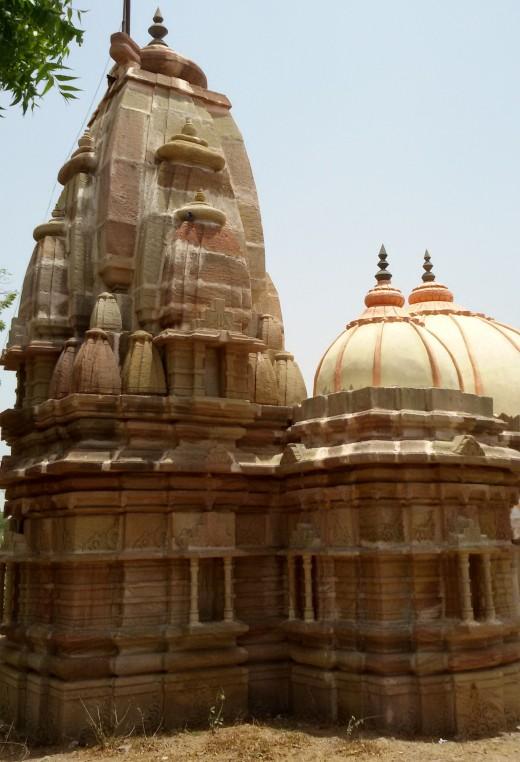 Temple of Panchamukhi Shiva, Bharbhut