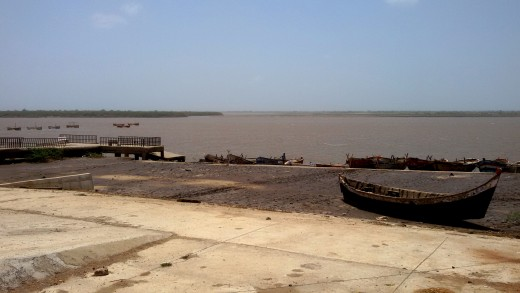 Narmada Ghat at Bharbhut 2