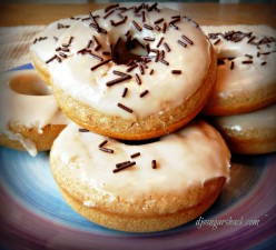 Colorful Donuts Recipes