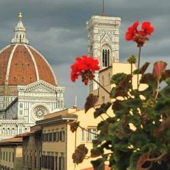 Florence, Italy: Santa Maria del Fiore (il Duomo) September Celebration