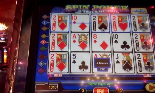 Dream Card Hand, Rising Star Casino