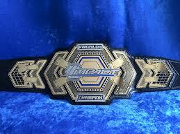 TNA Grand Championship Belt