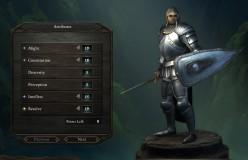 Pillars of Eternity: Leader Tank Support Paladin Build