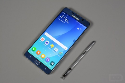 The all new Samsung Galaxy Note 7. The Smartphone That Thinks Big.