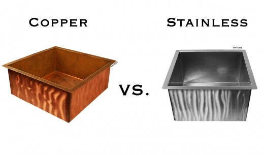 Copper vs. Stainless Steel