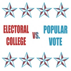 You are not voting for your President, you are voting for your State's Electoral College