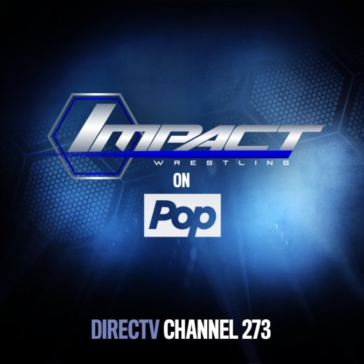 Impact Wrestling on POP TV Direct TV Channel 273.