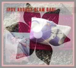 Ipsy Glam Bag August!