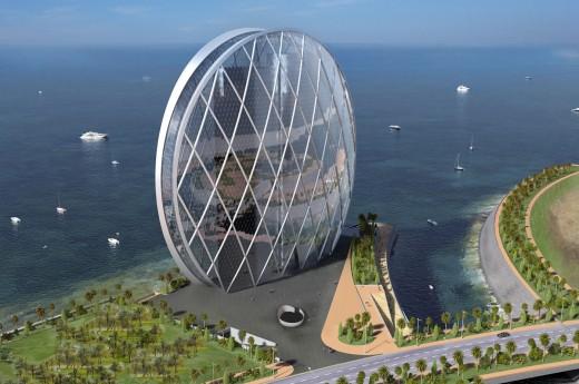 Aldar Headquarters Abu Dhabi