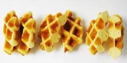 waffle recipe brioche