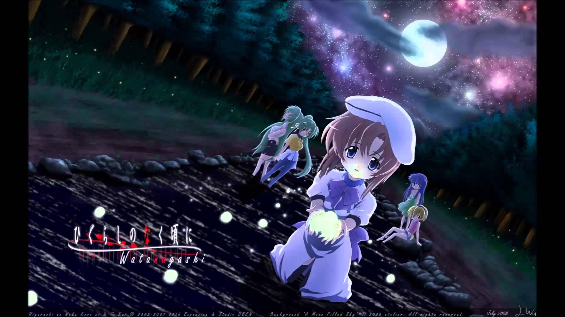 Anime Series Review Higurashi No Naku Koro Ni First Season
