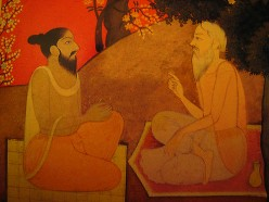 The Upanishads and Rise of new ideas