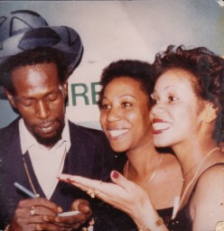 'More Gregory':   'Rare' Pictures of the Legendary Jamaican Singer Gregory Isaacs, in London