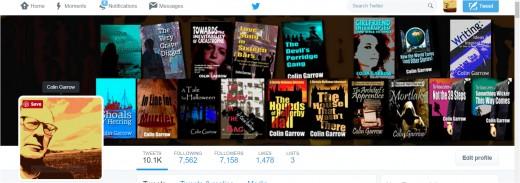My Twitter Banner