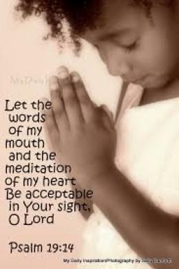 Bible meditation mind health