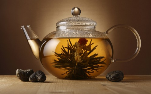 Brewing your own tea can be relaxing and enjoyable!
