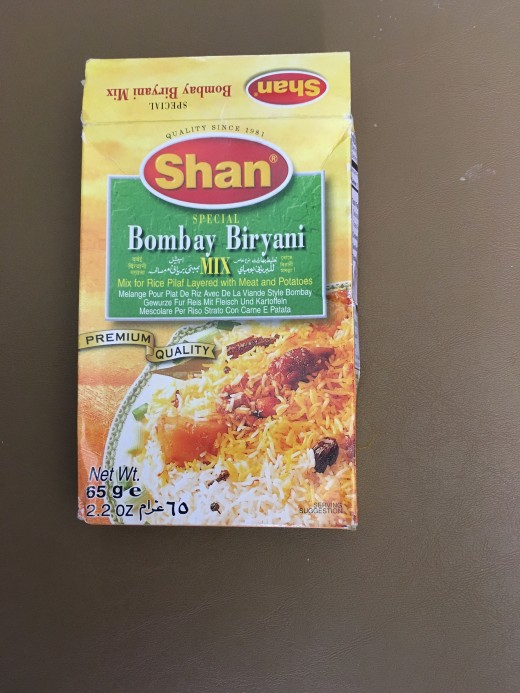 Shan spices have the best flavor