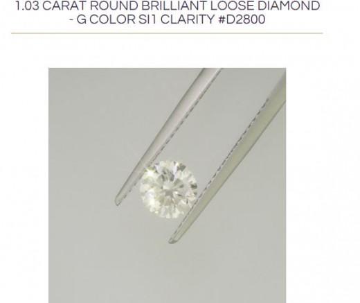 Best Brilliance clarity enhanced diamond