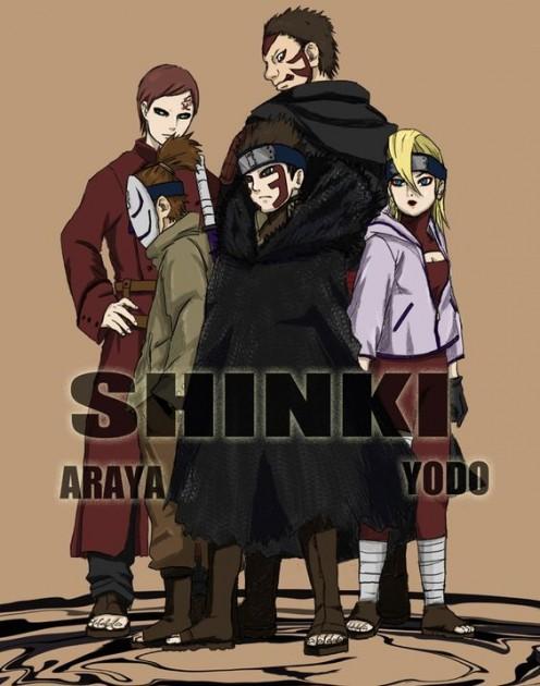 Team Shinki.