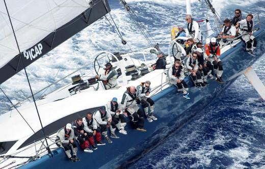 Yacht Racing Crews
