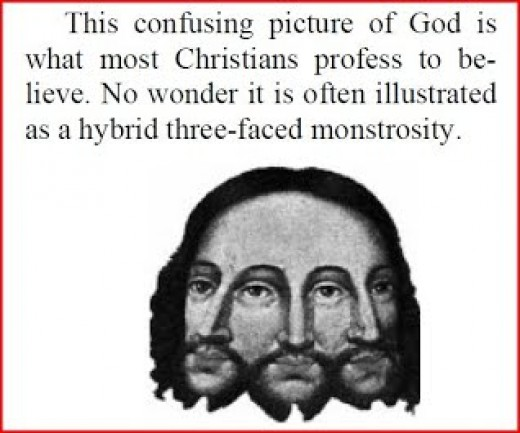 """""""Christian"""" mythology"""