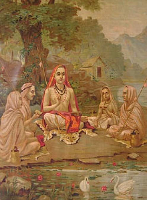 Life and Teachings of Sri Adi Shankaracharya