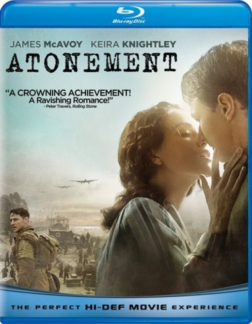 Keira Knightley Movies List | Atonement (2007)
