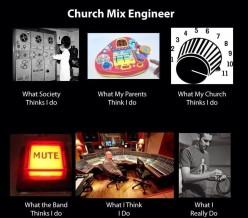 Improving the Church Mix