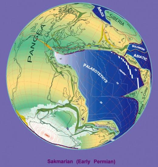 Permian Map