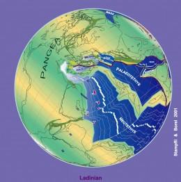Triassic Map