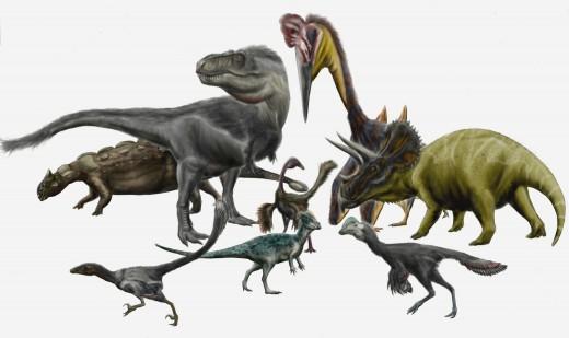 Cretaceous Life