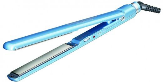 BaBylissPRO Nano Titanium-Plated Ultra-Thin Straightening Iron, 1 Inch